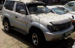 Toyota Land Cruiser Prado. автомат, 4wd, 3.0 (140 л.с.), дизель, 227 000 тыс. км