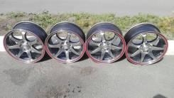 Sakura Wheels. 7.0x16, 5x100.00, ET40, ЦО 73,1мм.