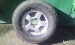 Dunlop Grandtrek AT2. Всесезонные, износ: 60%, 4 шт