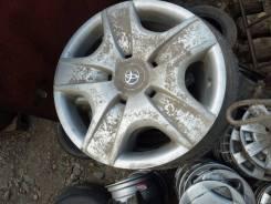 """Оригинальные колпаки Toyota R15. Диаметр 15"""", 1 шт."""