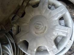 """Оригинальные колпаки Nissan R16. Диаметр 16"""", 1 шт."""