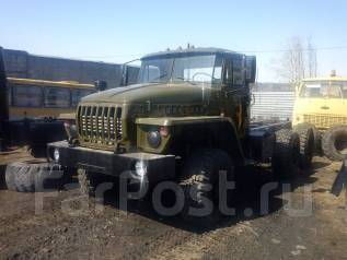 Урал 4320. шасси, 4 000 куб. см., 10 000 кг.