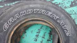Dunlop Grandtrek AT2. Грязь AT, износ: 50%, 2 шт