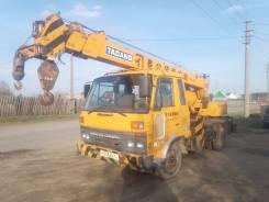 Nissan Diesel UD. Nissan Diesel, 6 997 куб. см., 5 000 кг., 21 м.