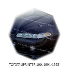 Накладка на фару. Toyota Sprinter, AE101, CE102G, CE108G, EE104G, AE111, CE113, EE111, CE110, CE114, AE100, AE114, CE100, EE108G, CE116, EE101, AE104...