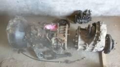 Механическая коробка переключения передач. Nissan Safari Двигатель TD42