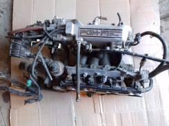 Инжектор. Honda Accord Honda Ascot Innova Honda Ascot Двигатель F20A