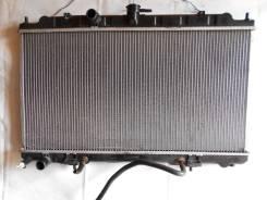 Радиатор охлаждения двигателя. Nissan Bluebird Sylphy, QNG10, QG10, FG10 Двигатели: QG15DE, QG18DE