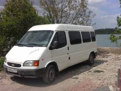 Ford Transit Van. Форд-Транзит, 2 500 куб. см., 8 мест