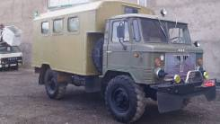 ГАЗ 66. 1976г Грузовой-бортовой, 4 250 куб. см., 2 000 кг.