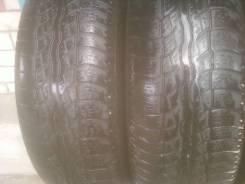 Bridgestone Dueler H/T D687. Всесезонные, износ: 80%, 2 шт