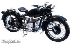 Куплю мотоцикл ИМЗ М72 с живыми документами
