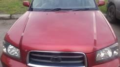 Капот. Subaru Forester, SG5