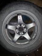Sakura Wheels. x15, 5x105.00