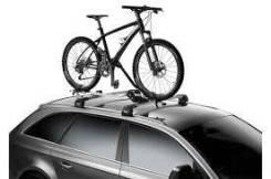 Крепеж на крышу авто для FAT bike. Thule ProRide 598+5981 адаптер.