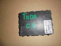 Блок управления двс. Nissan Tiida Latio, SJC11 Двигатель MR18DE