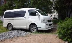 Toyota Hiace. С водителем