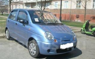 Ветровик на дверь. Daewoo Matiz Chevrolet Spark