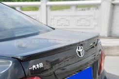 Спойлер. Toyota Corolla, ZZE150, NRE150, ZRE151. Под заказ