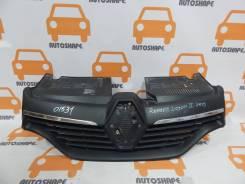 Решетка радиатора. Renault Logan, L8 Двигатели: H4M, K7M, K4M