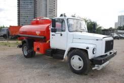 ГАЗ 3309. Автоцистерна топливозаправщик (4х2), 4 750 куб. см., 4,90куб. м.