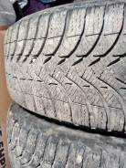 Michelin Alpin A4. Зимние, без шипов, 2010 год, износ: 30%, 4 шт