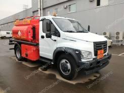 ГАЗ Газон Next. Автоцистерна топливозаправщик ГАЗон Next (4х2), 4 750 куб. см., 4,90куб. м.