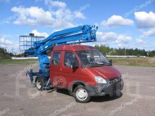 ГАЗ 3302. Автогидроподъемник (4х2), 2 800куб. см., 20,00м.