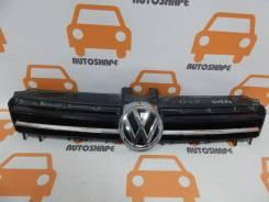 Решетка радиатора. Volkswagen Golf