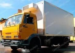 Камаз 4308. Автофургон рефрижератор (4х2), 6 700 куб. см., 5 500 кг.