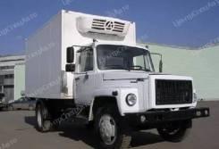 ГАЗ 3309. Автофургон рефрижератор (4х2), 4 250 куб. см., 5 000 кг.