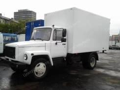 ГАЗ 3309. Фургон изотермический (4х2), 4 800 куб. см., 3 900 кг.
