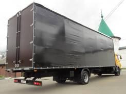 Камаз 4308. БОРТ Штора V-70 кубов дл - 9,60 метров, 6 000 куб. см., 6 000 кг.