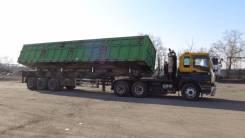 Тонар 9550. Продам самосвальный полуприцеп ST 9550TZX 2006 г. в. г/п 40 000 кг., 40 000 кг.