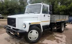 ГАЗ 3309. Грузовик бортовой (4х2), 4 750 куб. см., 4 500 кг.