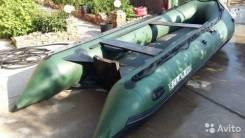 Solar 450. Год: 2011 год, длина 4,50м., двигатель подвесной, 30,00л.с., бензин