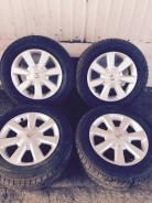 Колеса Nissan 215/60/16. 6.5x16 5x114.30 ET45 ЦО 66,0мм.