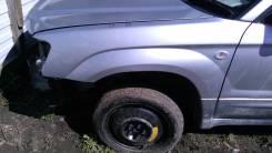 Крыло. Subaru Forester