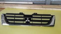 Решетка радиатора. Mitsubishi Pajero Mini, H58A
