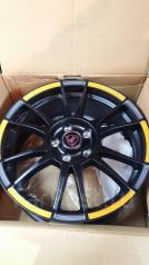 NZ Wheels SH670. 7.0x17, 5x108.00, ET55, ЦО 63,3мм.