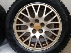 BBS Subaru R16 комплект зимних колес. 7.5x16 5x100.00