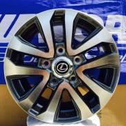 Lexus. 8.0x18, 5x150.00, ET56, ЦО 110,0мм.