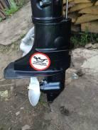Hidea. 5,00л.с., 2х тактный, бензин, нога L (508 мм), Год: 2015 год