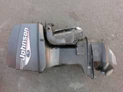 Johnson. 70,00л.с., 2х тактный, бензин, нога L (508 мм), Год: 1998 год
