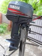Yamaha. 30,00л.с., 2х тактный, бензин, нога S (381 мм), Год: 2010 год