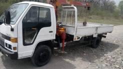 Isuzu Elf. Продам грузовик с манипулятором, 3 800 куб. см., 4 000 кг.
