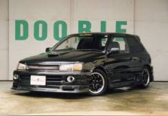 Обвес кузова аэродинамический. Toyota Starlet, EP80, EP81, EP82, EP85