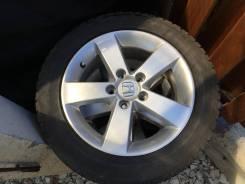 Комплект колес. x16 ЦО 116,1мм.