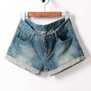 Шорты джинсовые. 42. Под заказ