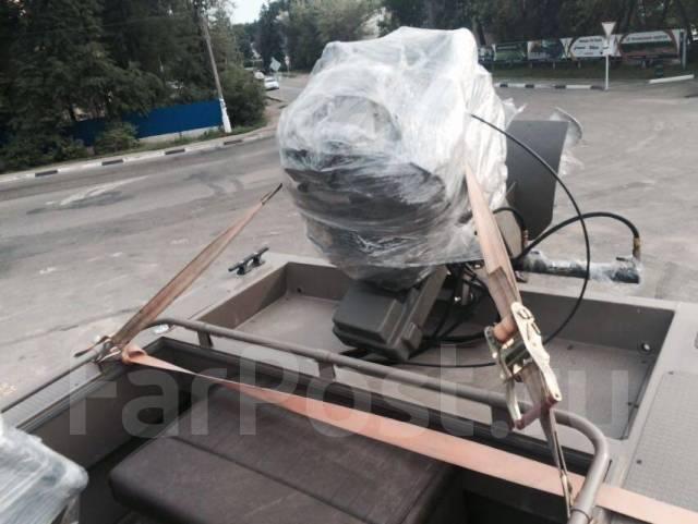 Алюминиевый катер